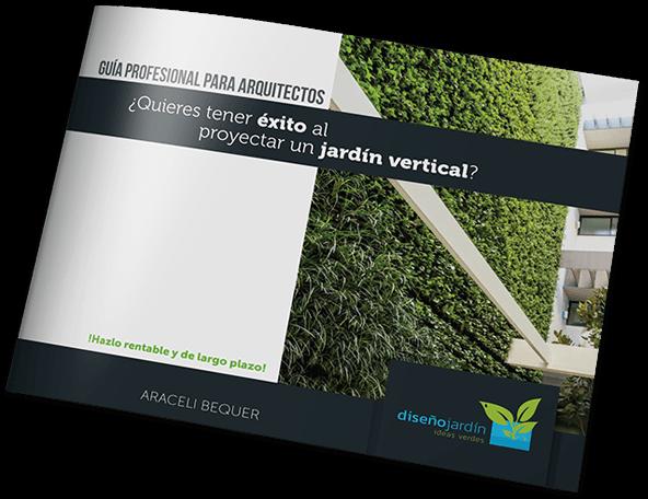 proyectar exitosamente un jardín vertical