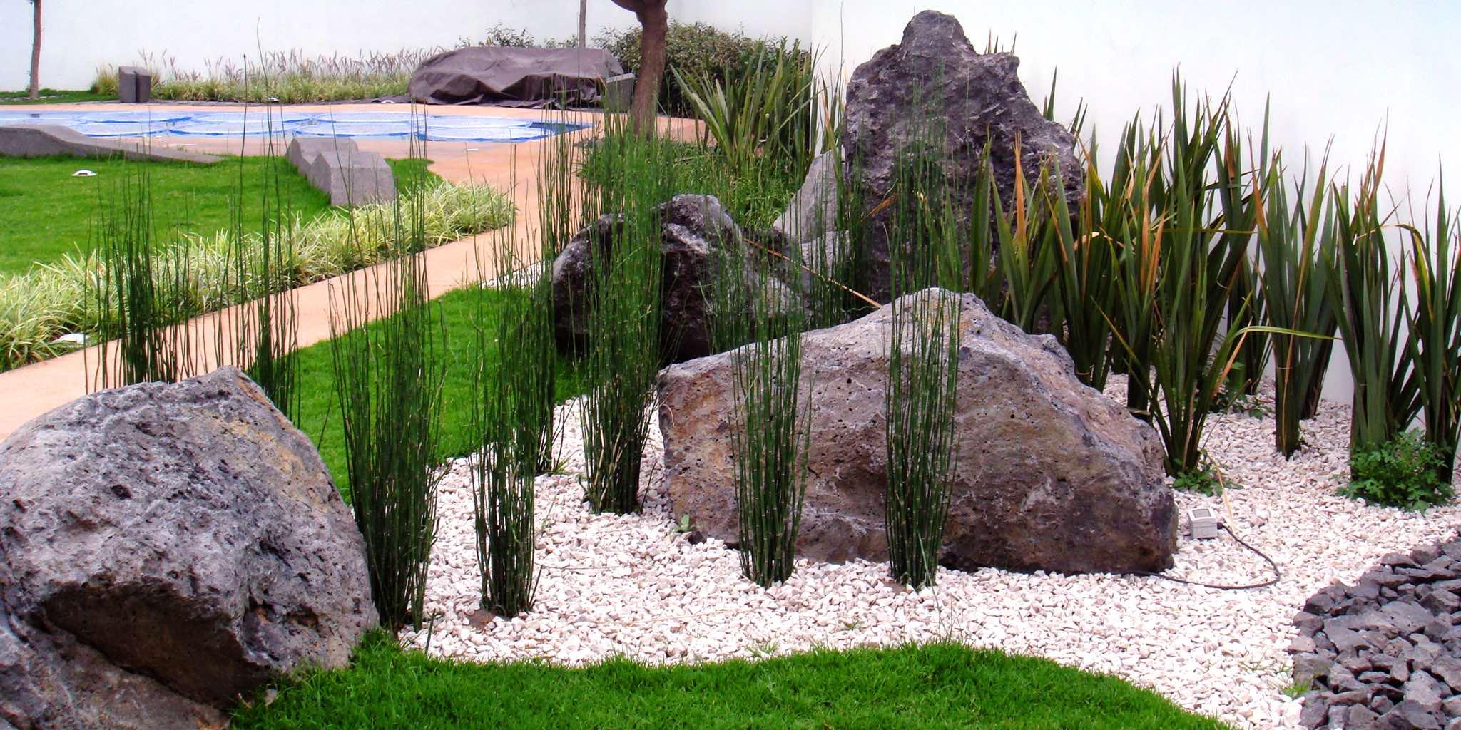 Dise o jard n ideas verdes for Diseno de jardines uruguay